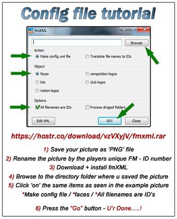 config file tutorial